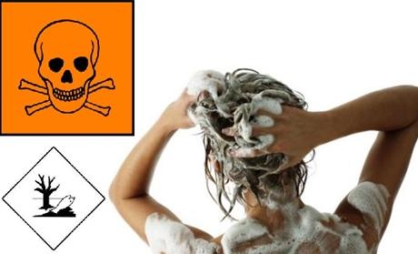 rent hår utan schampo